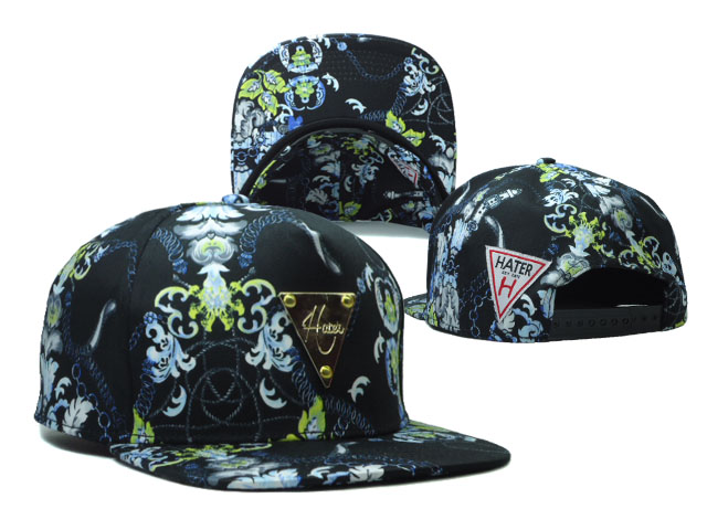 HATER Snapbacks Hat SF 26